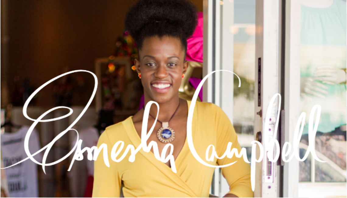 Esmesha Campbell // Musings of Lifestyle, Culture and Fashion